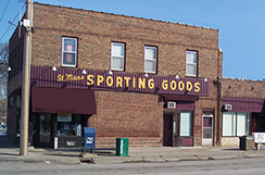 st mane sporting goods, minneapolis, sporting goods, embroidery, screen printing, promotional products