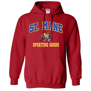 St Mane Twill Hoodie (Youth)